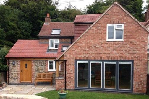 CK Architectural Gloucestershire - double storey extension design ideas